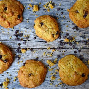 Chocolate-and-orange-cookies
