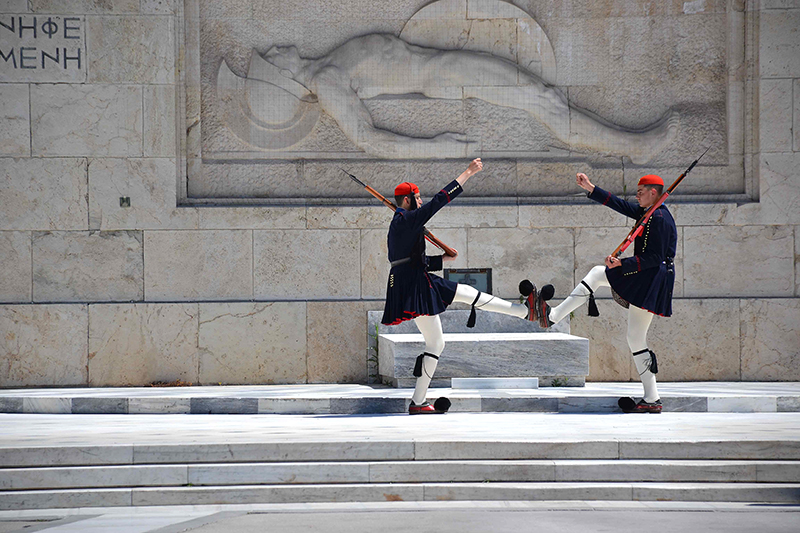 The Tsoliades in Athens