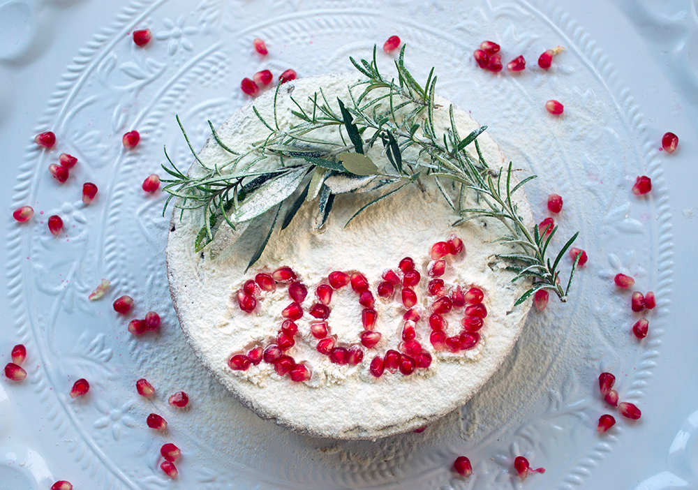 Vasilopita-greek-new-years-cake