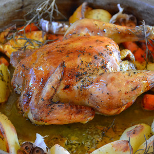 Oven-roasted-chicken-with-potatoes