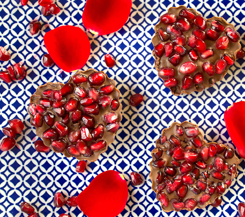 Greek Valentine chocolates