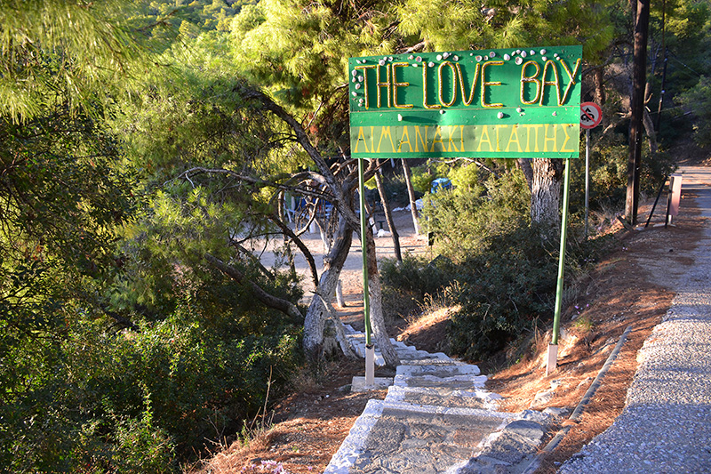 Poros very own Love Bay