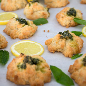 Odysseys-lemon-and-mint-cookies-odyssey-poros-greece