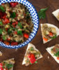 Melizanosalata-with-roasted-pepper-Greek-eggplant-dip-Poros-Greece
