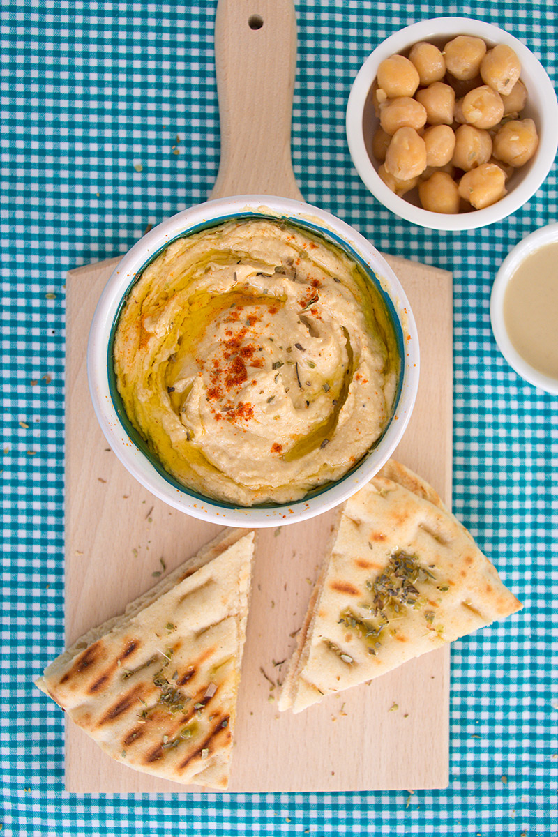 Greek Hummus Odyssey Poros Greece foodphotography