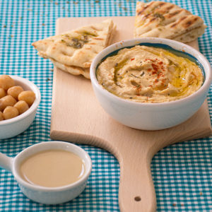 Hummus from Poros Greece Odyssey foodphotography