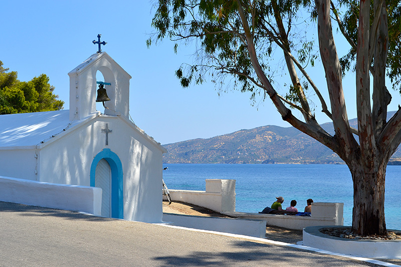 Top 10 beaches on Poros Panagitsa Greece Odyssey