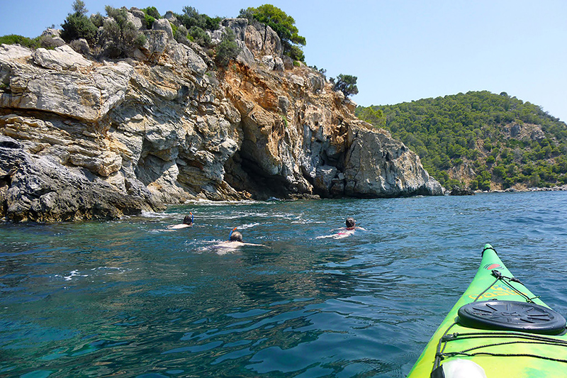 Top 5 things to do on Poros picnic at Poseidons temple Greece