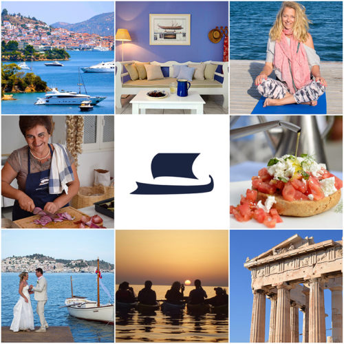Odyssey Activities Greece Poros accommodation excursions workshops