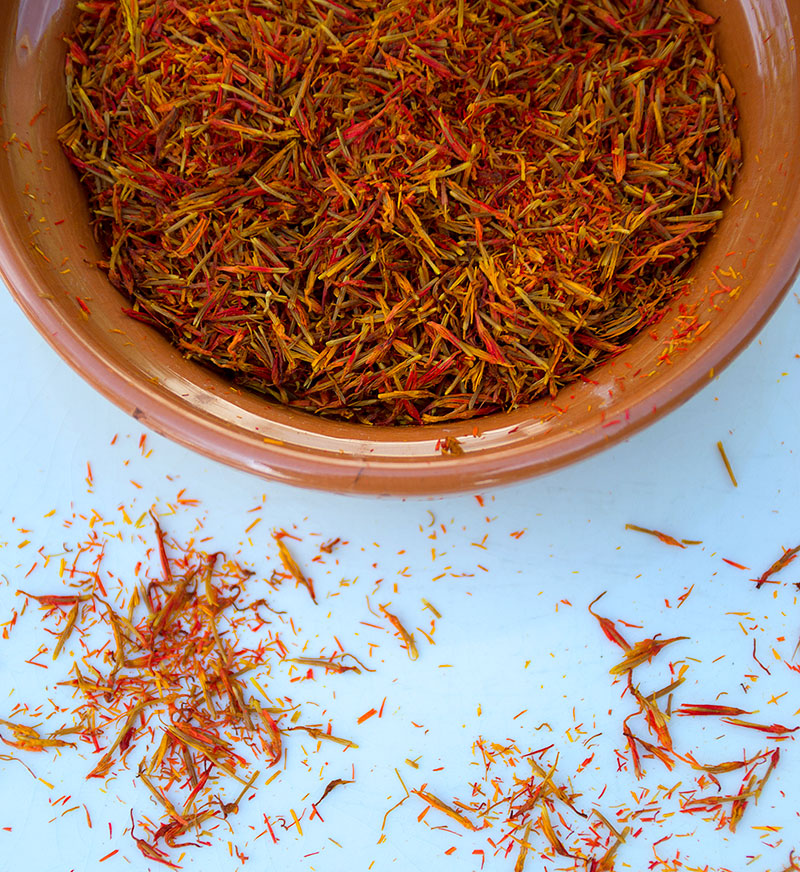 Saffron-for-the-Prawn-Kritharoto