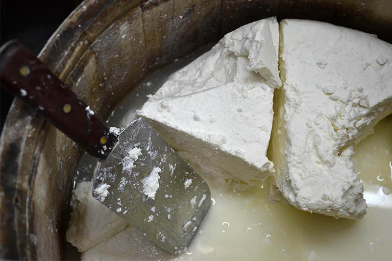 Delicious Greek feta