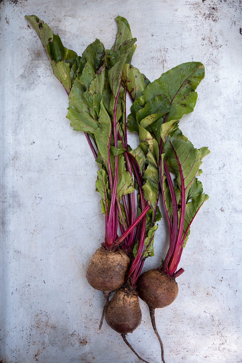 Beetroot for the Christmas beetroot soup Poros Greece