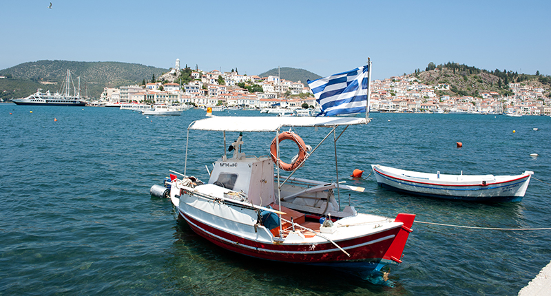 Top 5 things to do on Poros boat trip around the island