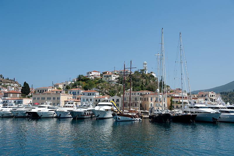 Top 5 things to do on Poros boat trip around the island Greece