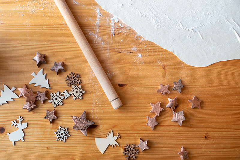 Making Diples for the holidays
