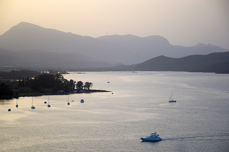 Top 5 things to do on Poros sleeping lady