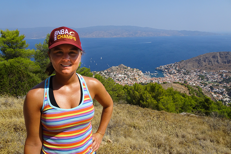 Hiking holidays Greece Poros